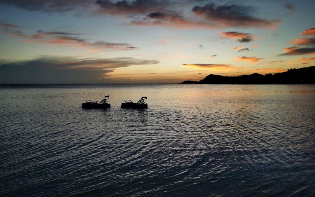 Ceclo est de retour à Bora Bora !